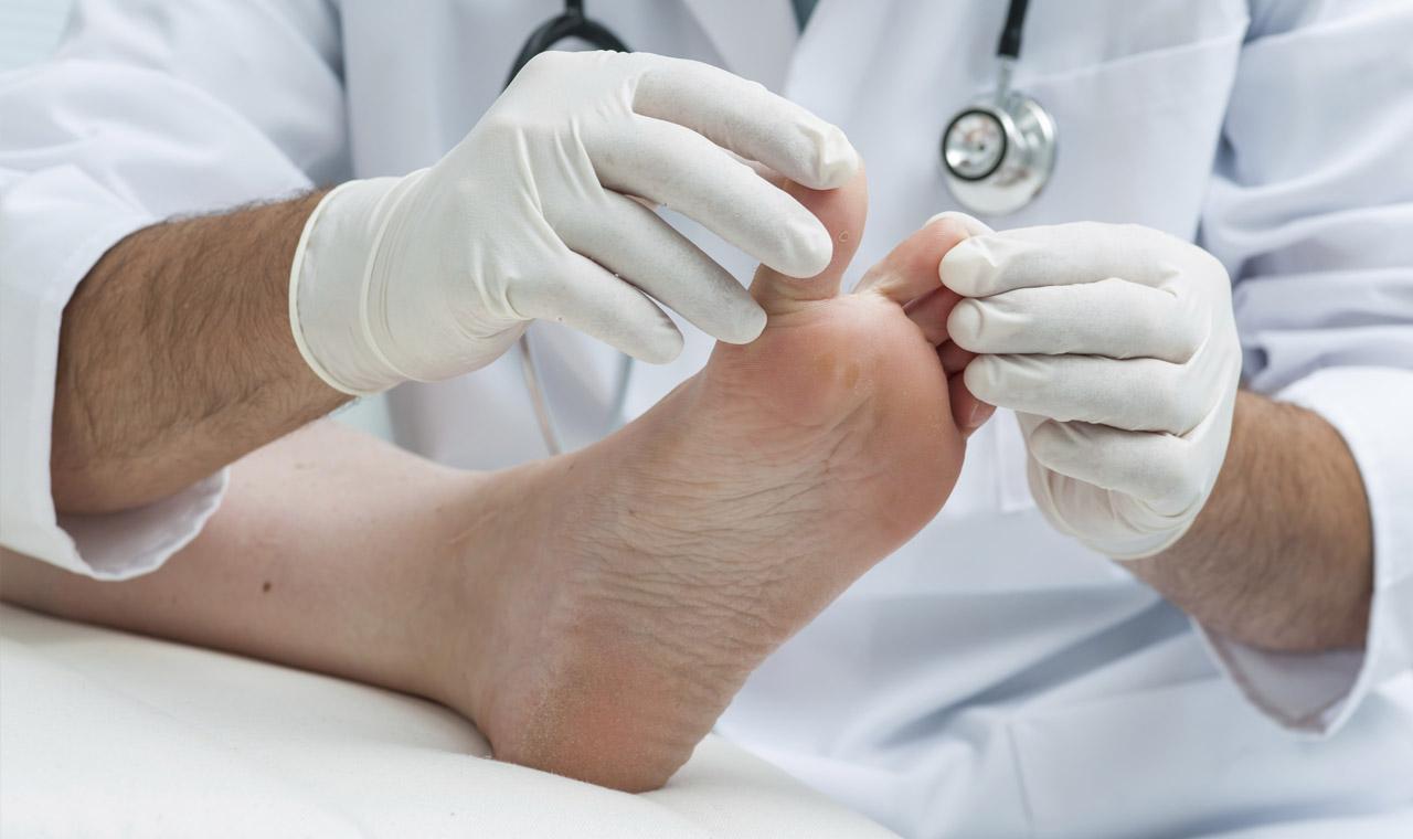 Pełna diagnostyka stóp